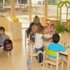 Kinder beim Spielen im Kinderhaus Gerstetten