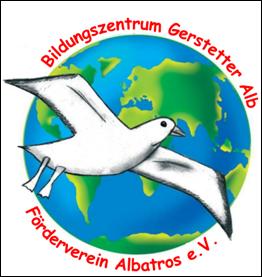 Logo Förderverein Albatros e.V.