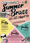 Flyer Summerbrass