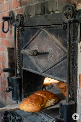 Holzbackofen in Heuchstetten