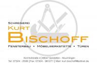Logo Schreinerei Kurt Bischoff