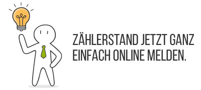 Zählerstand Online Melden