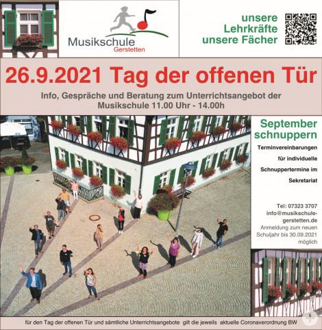 Musikschule Gerstetten